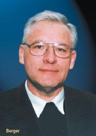 Ordinariatsrat Ulrich Berger